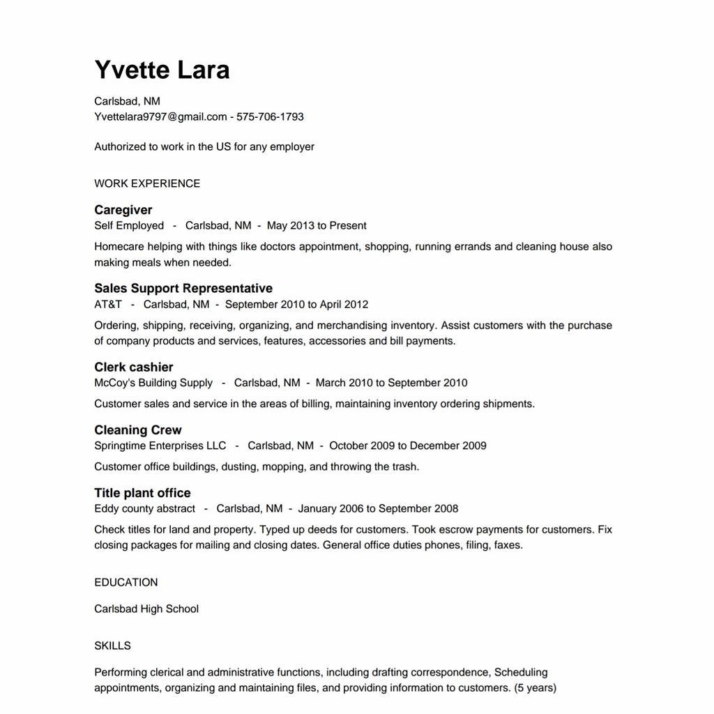Yvette Lara